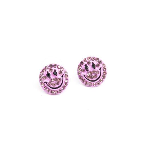 Boucles-dOreilles-Tete-Smiley-Violet-avec-Strass