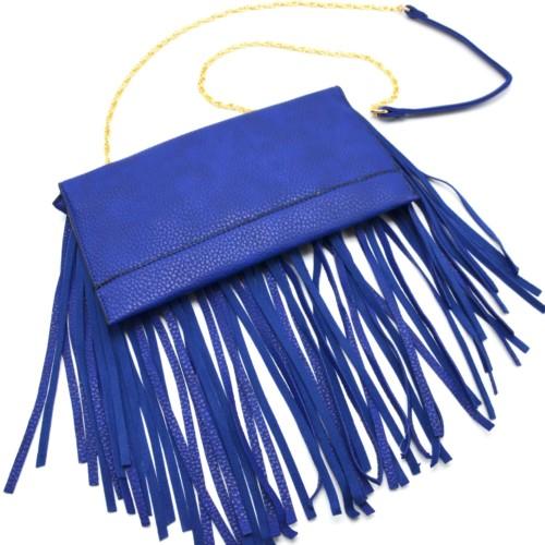sac à bandoulière bleu