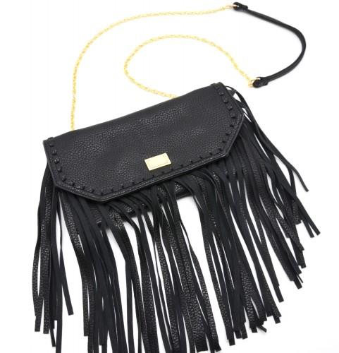 sac à bandoulière noir