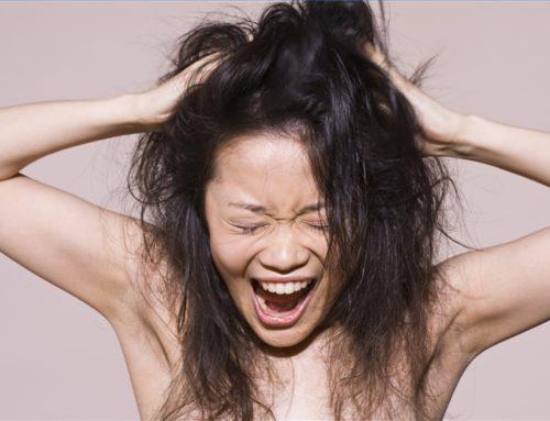 Au secours mes cheveux sont secs