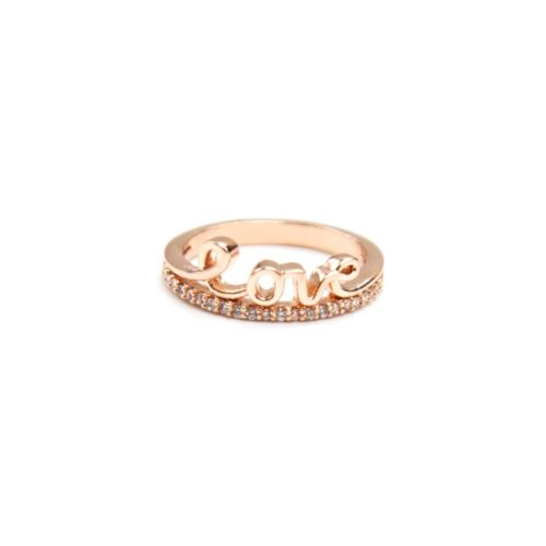 Bague-Phalange-Message-Love-Metal-Or-Rose-et-Bande-Pierres-Zirconium