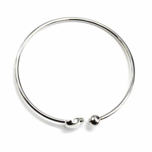 Bracelet-Jonc-Ouvert-avec-Coeur-et-Boule-Metal-Argente