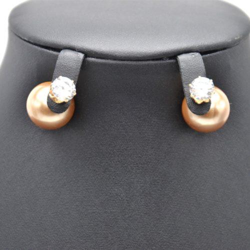 Boucles-dOreilles-Double-Mode-Pierre-Metal-Dore-et-Perle-Taupe