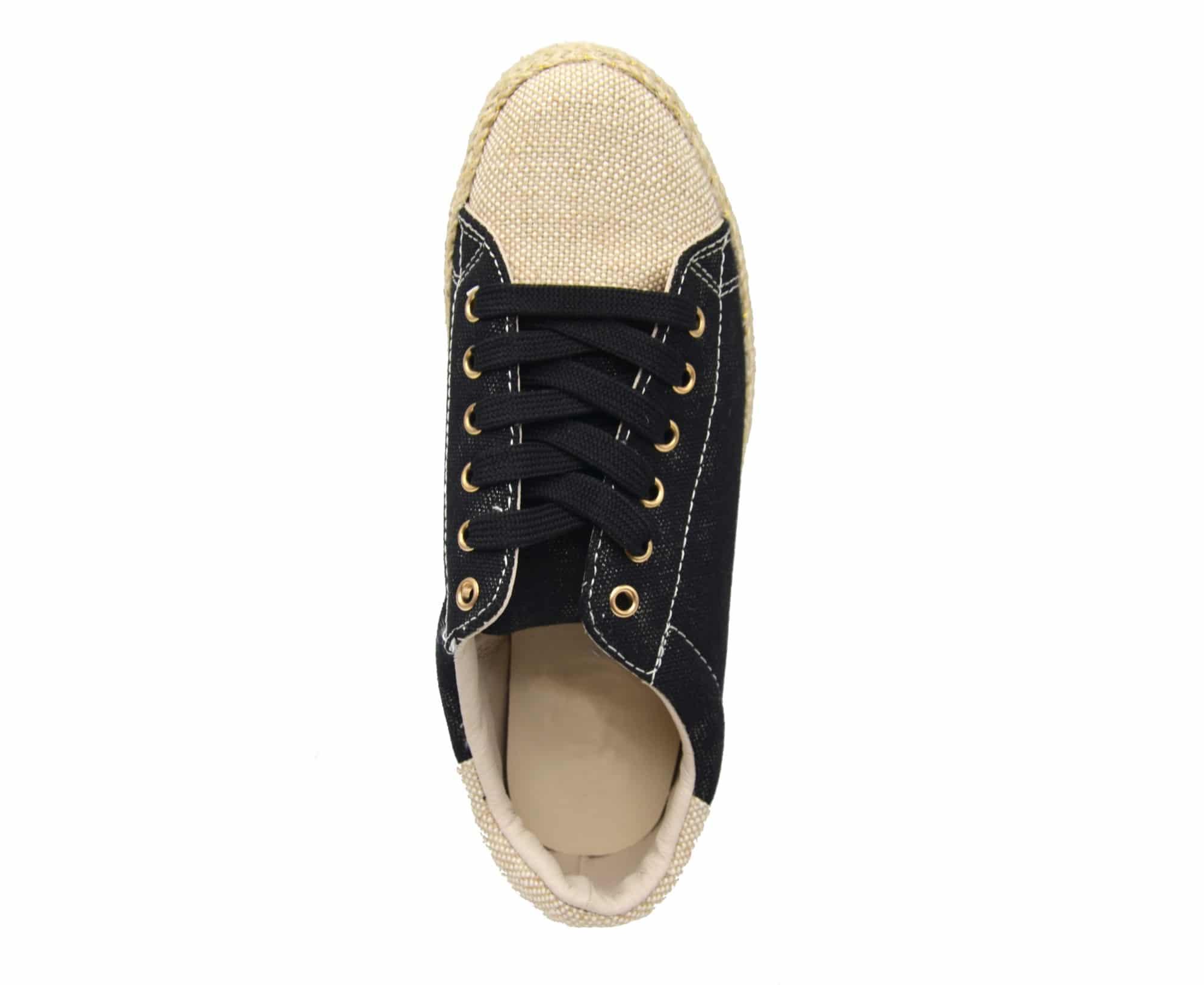 Denim Bouts Noir Sneakers Effet Et Avec Shy50Baskets Tennis Jean n0wkNOX8ZP