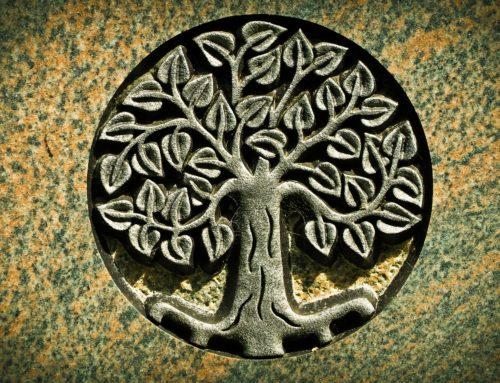 L'arbre de vie tout en bijoux
