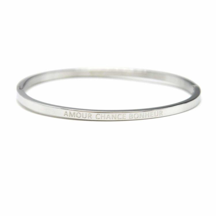 Bracelet-Jonc-Fin-Acier-Argente-avec-Message-Amour-Chance-Bonheur