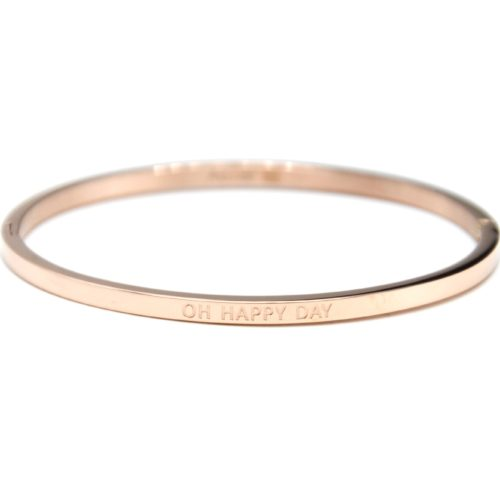 Bracelet-Jonc-Fin-Acier-Or-Rose-avec-Message-Oh-Happy-Day