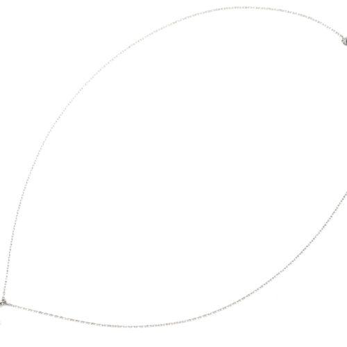 Collier-Fine-Chaine-Argent-925-Pendentif-Etoile-Polaire-Strass
