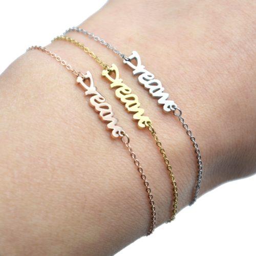 Bracelet-Fine-Chaine-avec-Charm-Dream-Acier