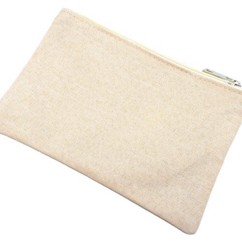 Trousse-Pochette-Tissu-Beige-Message-Paillettes