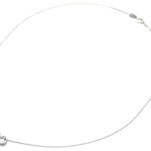 Collier-Fine-Chaine-Argent-925-Pendentif-Pierre-Ronde-Zirconium