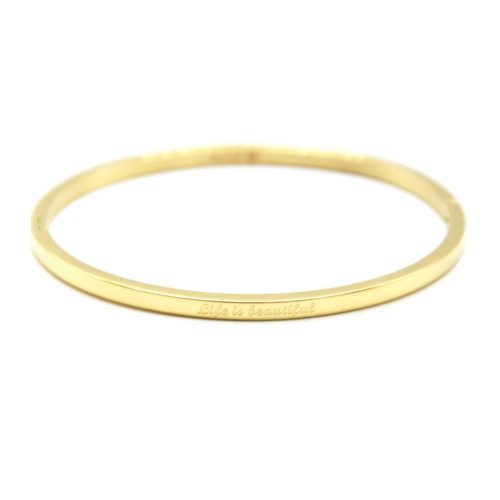 Bracelet-Jonc-Fin-Acier-Dore-avec-Message-Life-is-beautiful