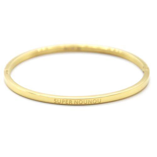 Bracelet-Jonc-Fin-Acier-Dore-avec-Message-Super-Nounou