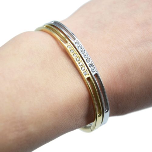 Bracelet-Jonc-Fin-Ajoure-Acier-avec-Multi-Strass