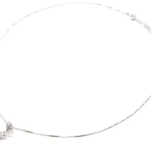 Collier-Fine-Chaine-Argent-925-Pendentif-Cle-Strass-Zirconium-et-Serrure