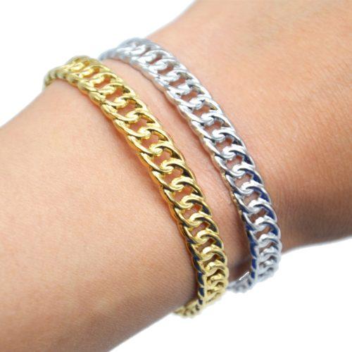 Bracelet-Jonc-Ajoure-avec-Multi-Maillons-Acier