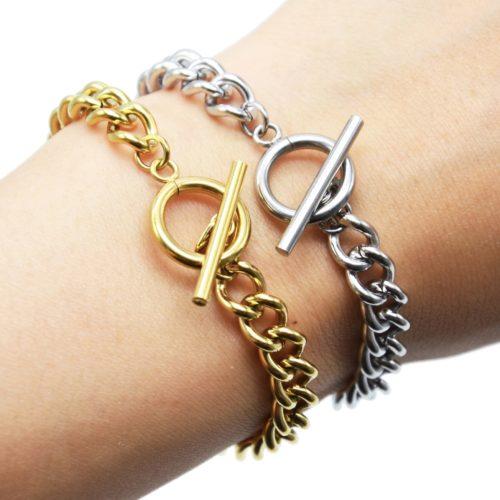 Bracelet-Chaine-Gros-Maillons-avec-Fermoir-T-Acier