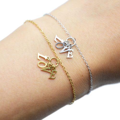 Bracelet-Fine-Chaine-avec-Pampilles-Lettres-LOVE-Acier