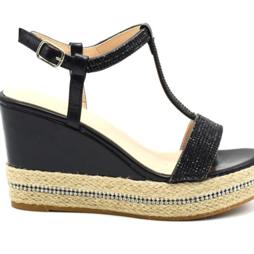 Sandales-Nu-Pieds-avec-Brides-Strass-et-Semelle-Plateforme-Compensee-Style-Espadrilles